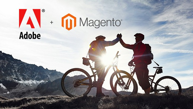 Adobe buys Magento