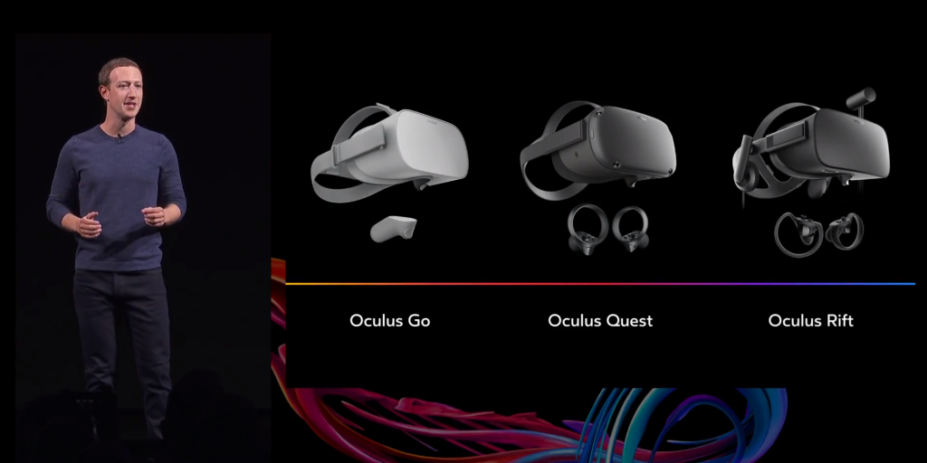 Oculus Products