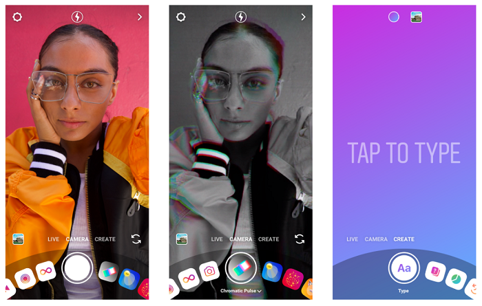 Instagram's camera update
