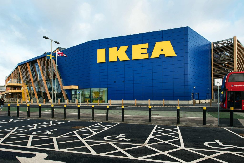 IKEA launched a new app