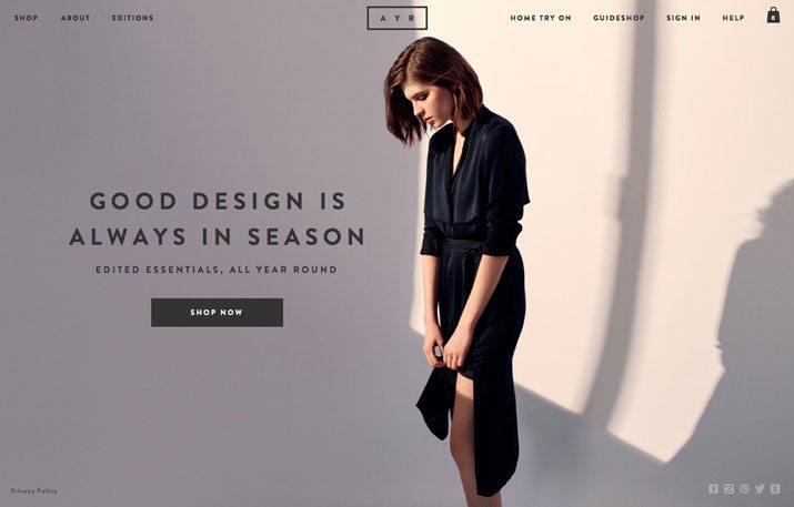 Asymmetrical Design