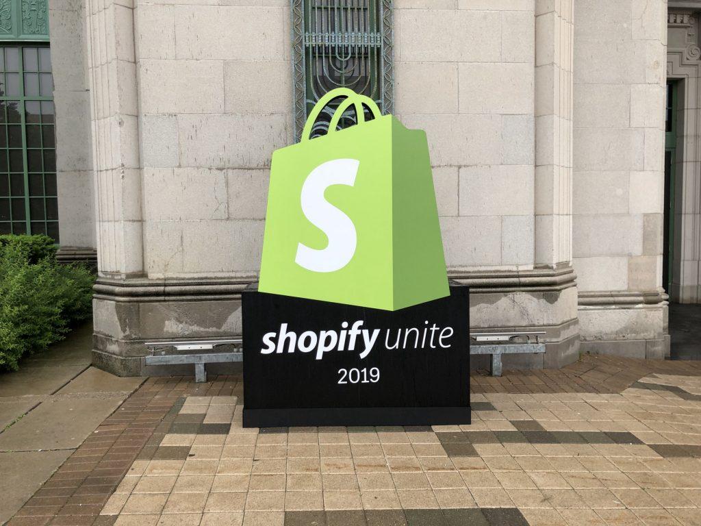 Shopify Unite 2019 Highlight