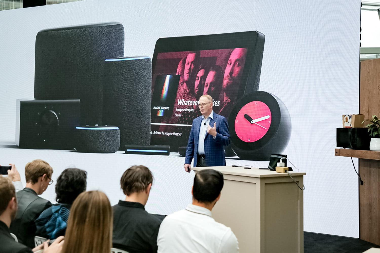 Amazon Device Event