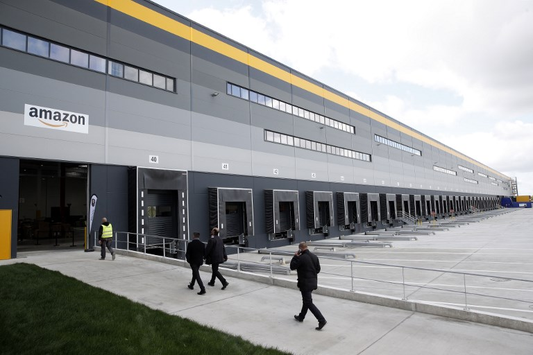 Amazon raises sellers fee in France