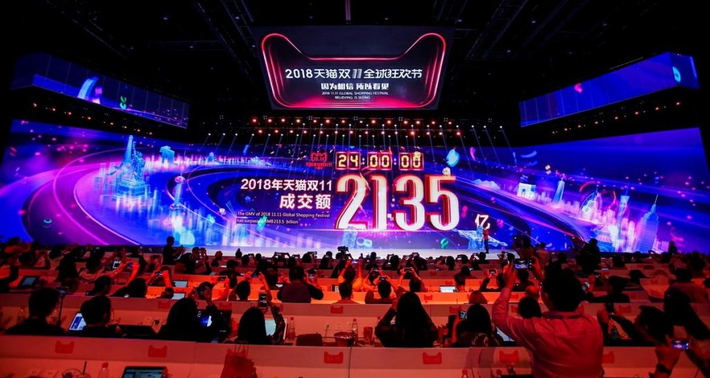 Alibaba Singles Day Expected to Attract More Than Half a Billion Shopper