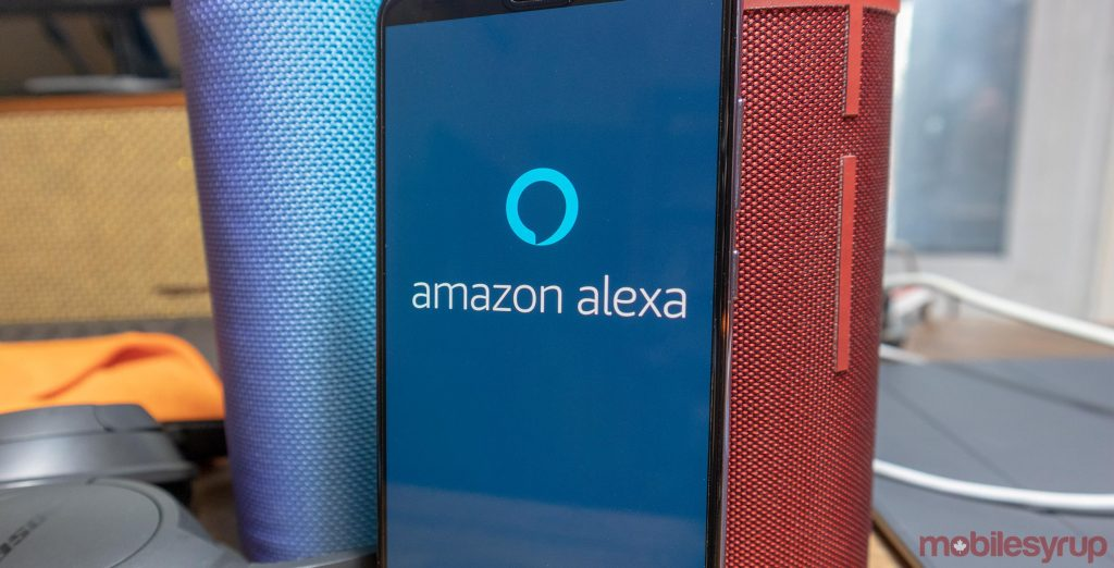 The Integration between Amazon and Alexa
