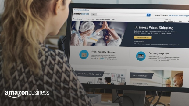 Amazon Business and Business Prime Launch for Canada