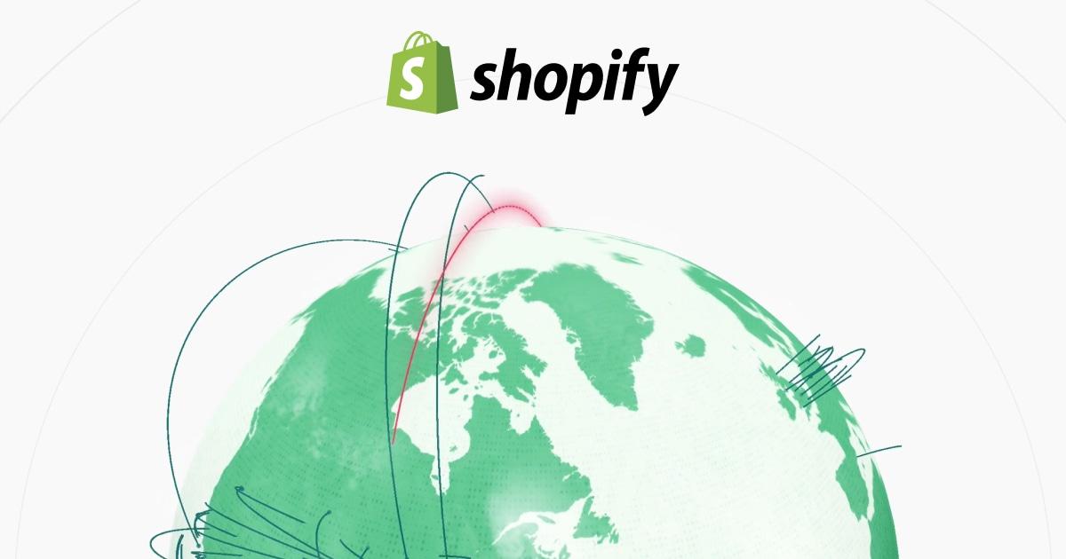 Shopify Merchants Sold $2.9 Billion in Worldwide Sales over Black Friday/Cyber Monday Weekend