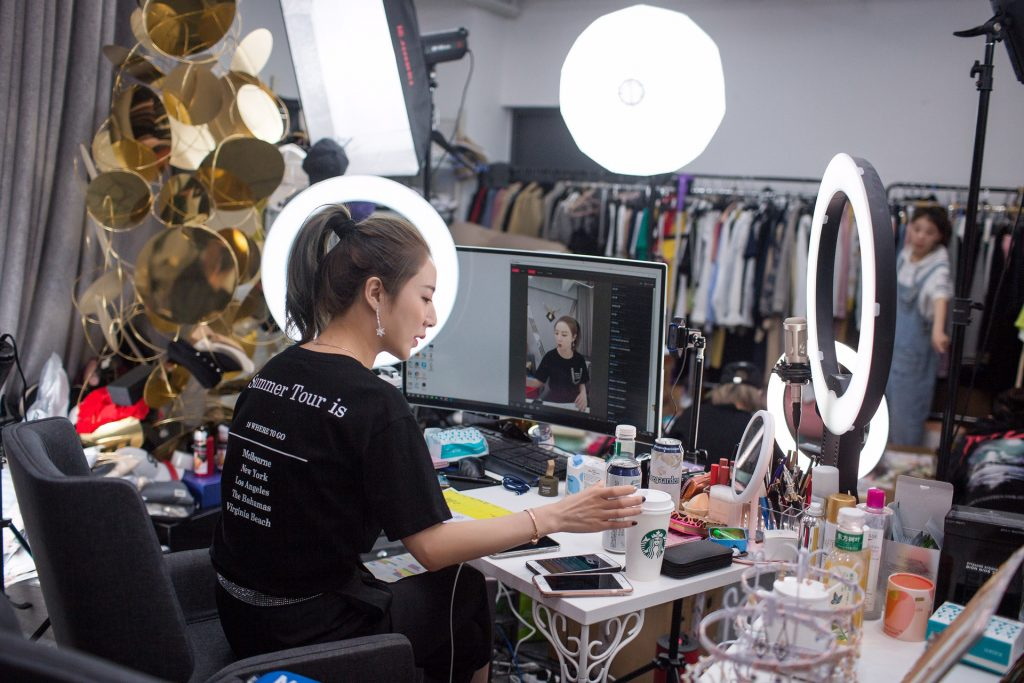 Live-streaming in China and the dream of changing life